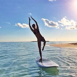 Yoga Paddle Senssai